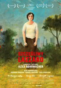 """Poster z filmu """"Szczęśliwy Lazzaro"""""""
