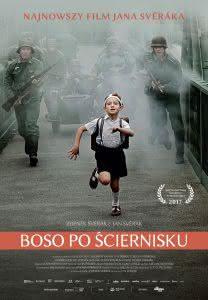 """Poster z filmu """"Boso po ściernisku"""""""