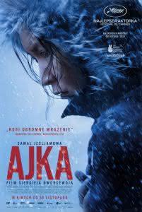"Plakat filmu ""Ajka"""