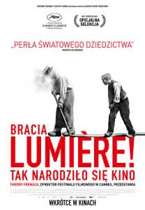 "Poster z filmu ""Bracia Lumière"""