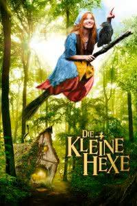 """Poster z filmu """"Mala czarownica"""""""