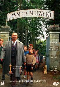 """Poster z filmu """"Pan od muzyki"""""""