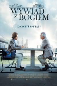 """Poster z filmu """"Wywiad z Bogiem"""""""