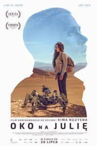 """Poster z filmu """"Oko na Julię"""""""