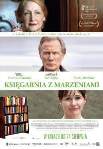 """Poster z filmu """"Księgarnia z marzeniami"""""""