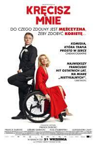 """Poster z filmu """"Kręcisz mnie"""""""
