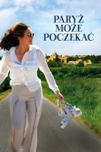 """Poster z filmu """"Paryż może poczekać"""""""