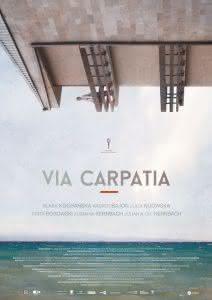 "Poster z filmu ""Via Carpatia"""