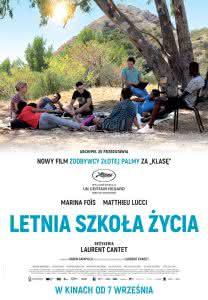"""Poster z filmu """"Letnia szkoła życia"""""""
