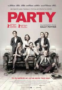 "Poster z filmu ""Party"""