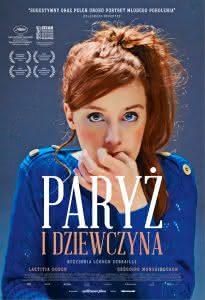 """Poster z filmu """"Paryż i dziewczyna"""""""