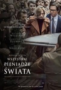 """Poster z filmu """"Wszystkie pieniądze świata"""""""