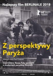 """Poster z filmu """"Z perspektywy Paryża"""""""