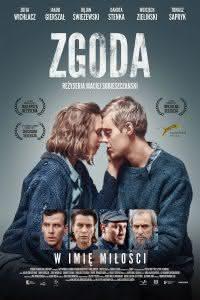 """Poster z filmu """"Zgoda"""""""
