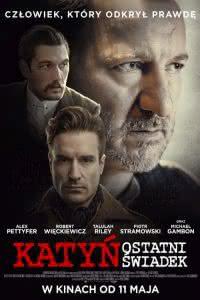 """Poster z filmu """"Katyń – Ostatni świadek"""""""