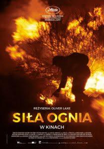 """Poster z filmu """"O que arde"""""""