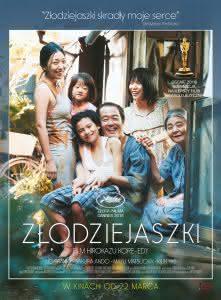 """Plakat filmu """"Złodziejaszki"""""""