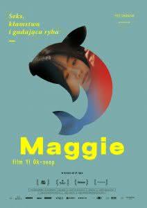"Plakat filmu ""Maggie"""
