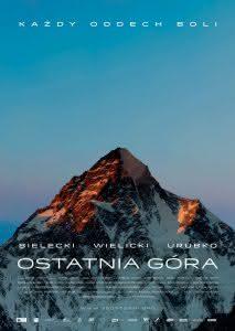 """Plakat filmu """"Ostatnia góra"""""""