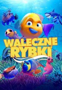 """Plakat filmu """"Waleczne rybki"""""""