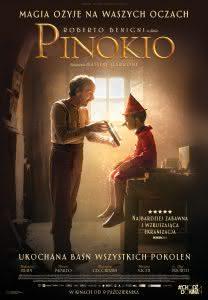 "Plakat filmu ""Pinokio"""