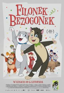 Plakat filmu Filonek Bezogonek