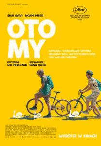 "Plakat filmu ""Oto my"""