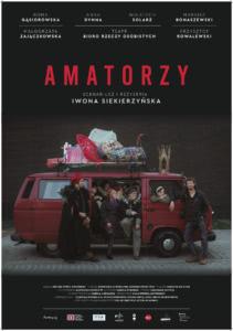 Plakat filmu Amatorzy