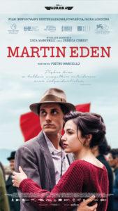 "Plakat filmu ""Martin Eden"""
