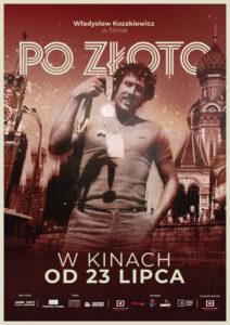 """Plakat filmu """"Po złoto"""""""