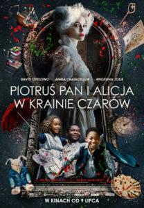 """Plakat filmu """"Piotruś Pan i Alicja w Krainie Czarów"""""""