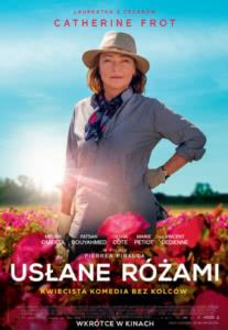 "Plakat filmu ""Usłane różami"""