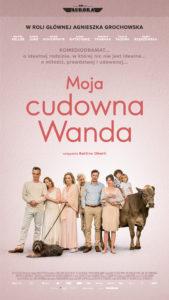 "Plakat filmu ""Moja cudowna Wanda"""