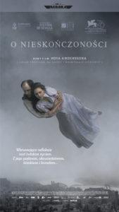 """Plakat filmu """"O nieskończoności"""""""