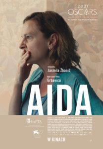 "Plakat filmu ""Aida"""