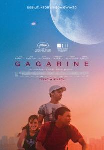 "Plakat filmu ""Gagarine"""