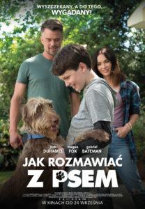 """Plakat filmu """"Jak rozmawiać z psem"""""""