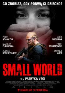"Plakat filmu ""Small World"""""