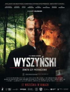 """Plakat filmu """"Wyszyński - zemsta czy przebaczenie"""""""